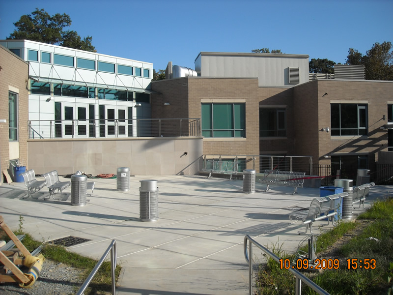 Montgomery College Takoma Park Campus Commons Building