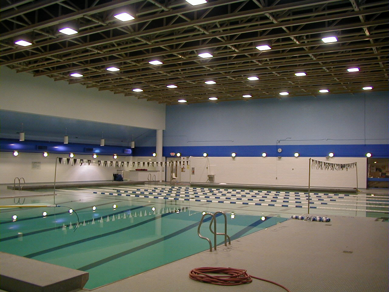 Montgomery College Germantown Campus Indoor Swimming Pool