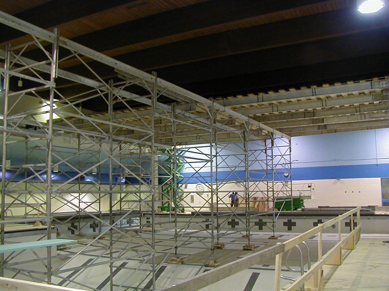 Montgomery college germantown campus indoor swimming pool for Germantown indoor swimming pool